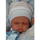 Antonio Juan Luni Arrullo Baby Boy Doll, 26cm sleeping