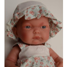 Antonio Juan Pitu Expositor Baby Doll, 26cm whiteblue dress