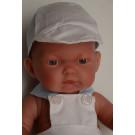 Antonio Juan Pitu Expositor Baby Boy Doll, 26cm