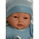 Antonio Juan Bimbo Mickey Baby Doll, 37cm closing eyes