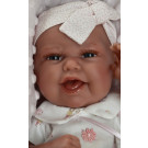 Antonio Juan Baby Clara Cojin Doll, 33cm