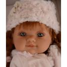 Antonio Juan Farita Invierno Vinyl Doll, 38cm