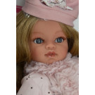 Antonio Juan Emily Abrigo Rubia Blonde Doll, 33cm