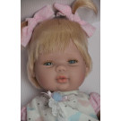 Berjuan Baby Smile Baby Girl Doll, 30cm with Star