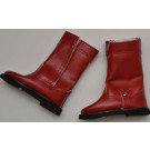 Paola Reina Las Amigas Boots red with velcro