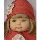 Berjuan Soft Doll Claudia blonde 2020, 38cm