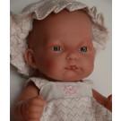 Antonio Juan Pitu Expositor Baby Doll, 26cm whiteblue dress