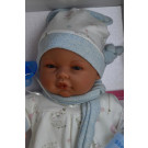 Antonio Juan Bimba Pelele in Blue Baby Doll, 37cm