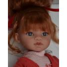 Antonio Juan Emily Chaqueta Roja Doll, 33cm