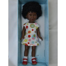 Vestida de Azul Paulina Doll, 33cm black
