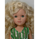Vidal Rojas Pepa Blonde in Green Doll, 41cm