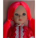 Vidal Rojas Mari Doll, 41cm Red
