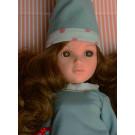 Vidal Rojas Mari Doll, 41cm Brunette