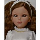 Vidal Rojas Mari Brown Doll, 41cm communion