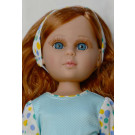 Vidal Rojas Naia Child Dolls Red, 41cm