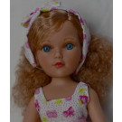 Vidal Rojas Little Mari red curly hair, 35cm