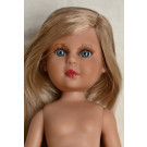 Vidal Rojas Little Naia No Clothes Doll, 35cm Blonde