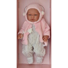 Asivil Baby Doll María, 43cm