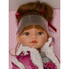 Antonio Juan Emily Chaqueta Moderna Brunette Doll, 33cm