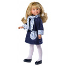 Asivil Celia Blonde Doll, 30cm in blue