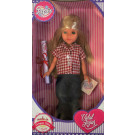 Vidal Rojas Pepa Doll in checked shirt, 41cm