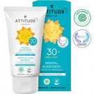 Attitude Fragrance-free Baby & Kids Sunscreen SPF 30, 150g