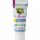 Badger Balm Clear Zinc Sunscreen Cream SPF 30 Unscented, 87ml