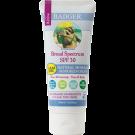 Badger Balm Clear Zinc Sunscreen Cream SPF 30 Unscented, 87ml