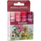 Badger Balm Mineral Lip tint 4-Pack