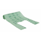 BioBag Compostable shopping bag 20L, 25 pieces thin