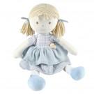 Bonikka Cotton Soft Rag Doll All Natural Neva, 38cm