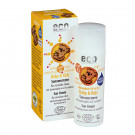 Eco Cosmetics Baby Sun Cream SPF45, 50ml