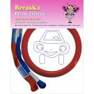 Beruska Kids' Embroidery Set Small Car