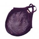 Bo Weevil String Bag plum
