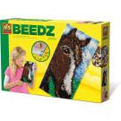 SES Creative Iron On Beads Horse XL Set