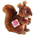 Teddy Hermann Soft toy Squirrel, 17cm