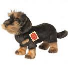Teddy Hermann Soft toy Dog Dachshund, 28cm