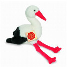 Teddy Hermann Soft toy Stork, 24cm