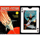 Piatnik Playing Cards Science Fiction Single Deck