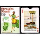 Piatnik Playing Cards Straight Flush Single Deck