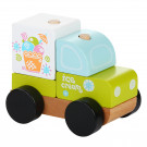 Cubika Wooden Ice Cream Car