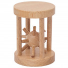 MIK Wooden Brain Teaser Hedgehog in the Cage