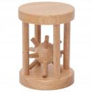 MIK Wooden Brain Teaser Hedgehog in the Cage