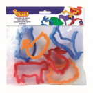 JOVI® Clay Cutters Farm Animals, 6 pieces