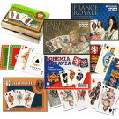 Piatnik Playing Cards Double Deck Royal Families, assorted