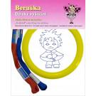 Beruska Kids' Embroidery Set Small Boy
