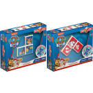 GEOMAG Magicube Magnetic cubes Paw Patrol, 6 cubes