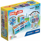 GEOMAG Magicube Magnetic cubes Transport, 4 cubes