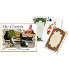 Piatnik Playing Cards Maria Theresia Double Deck