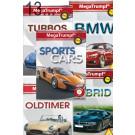 Piatnik Quartett Card Game Cars